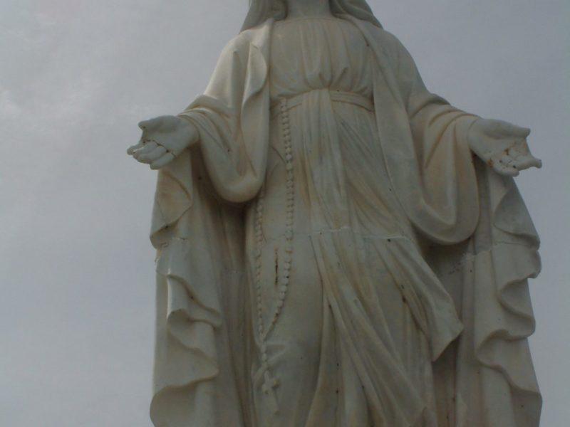 de Madonna op de Monte Frontè