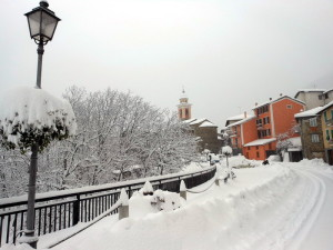 Montegrosso im Winter