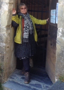 Marga in deur