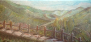 schilderij Marga